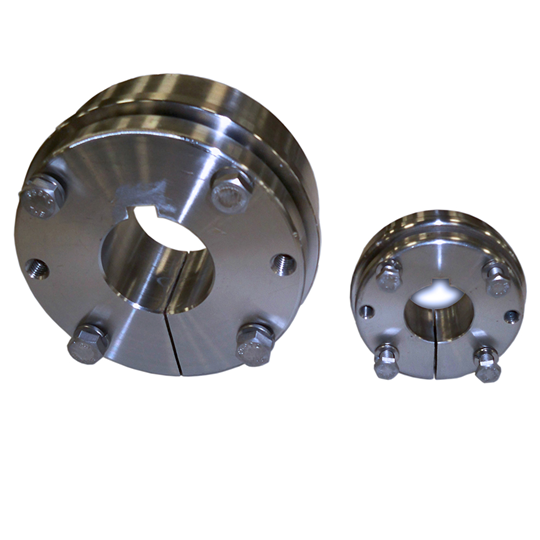 Large and small Stainless Steel Bushing